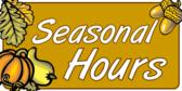 seasonal hours benedettos