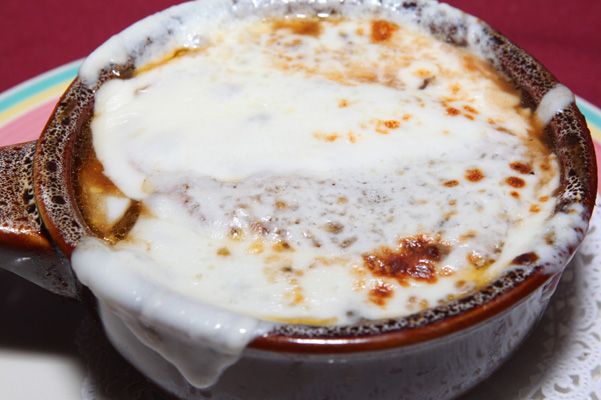 Best French Onion Soup Chain Restaurant