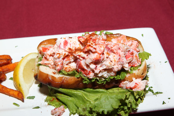 8 Lobster Roll