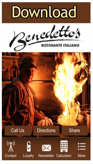 Benedetto app
