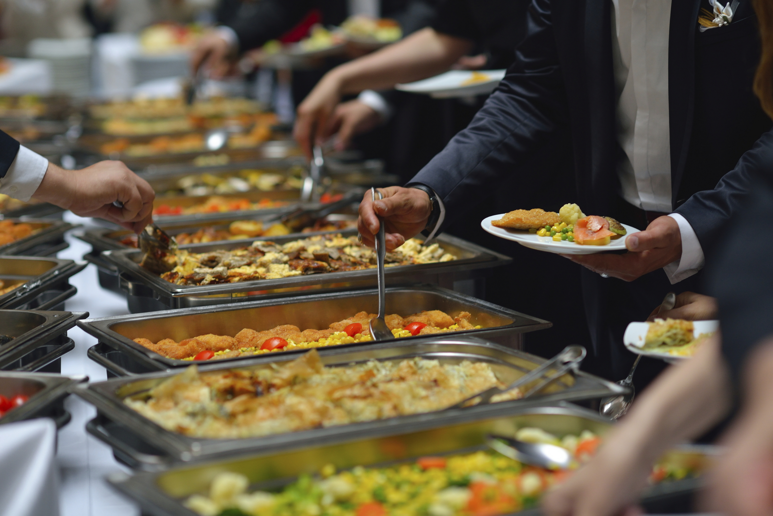 What Makes A Good Caterer