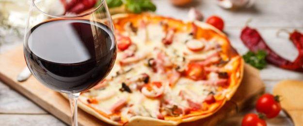 local Italian food